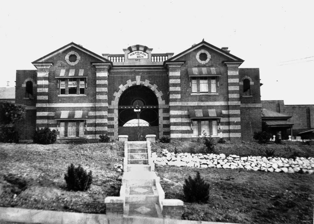 Boggo Road Gaol, ca. 1936. Used to house US and Australian Allied prisoners in WWII