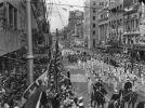 American fleet marching down Queen Street, Brisbane, March 1941