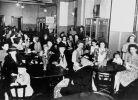 Women's rest room, City Hall Brisbane, 1942